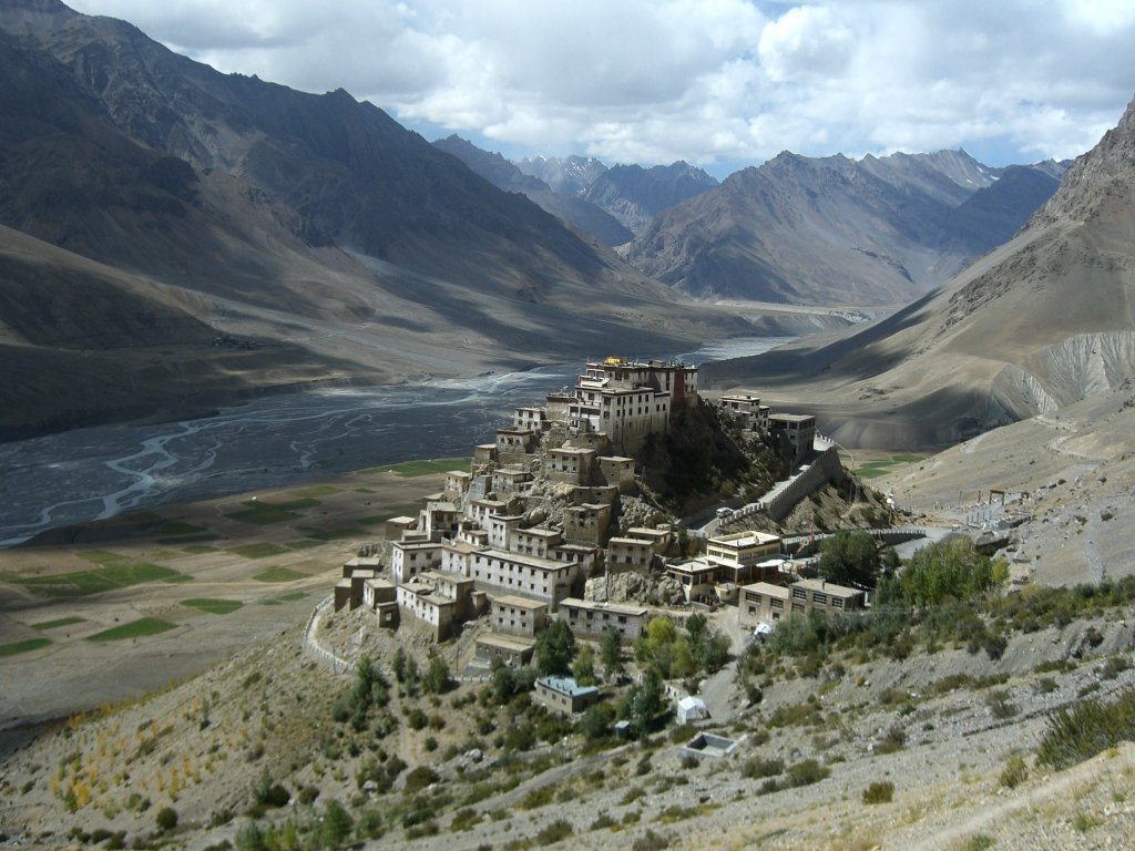 Ladakh North India