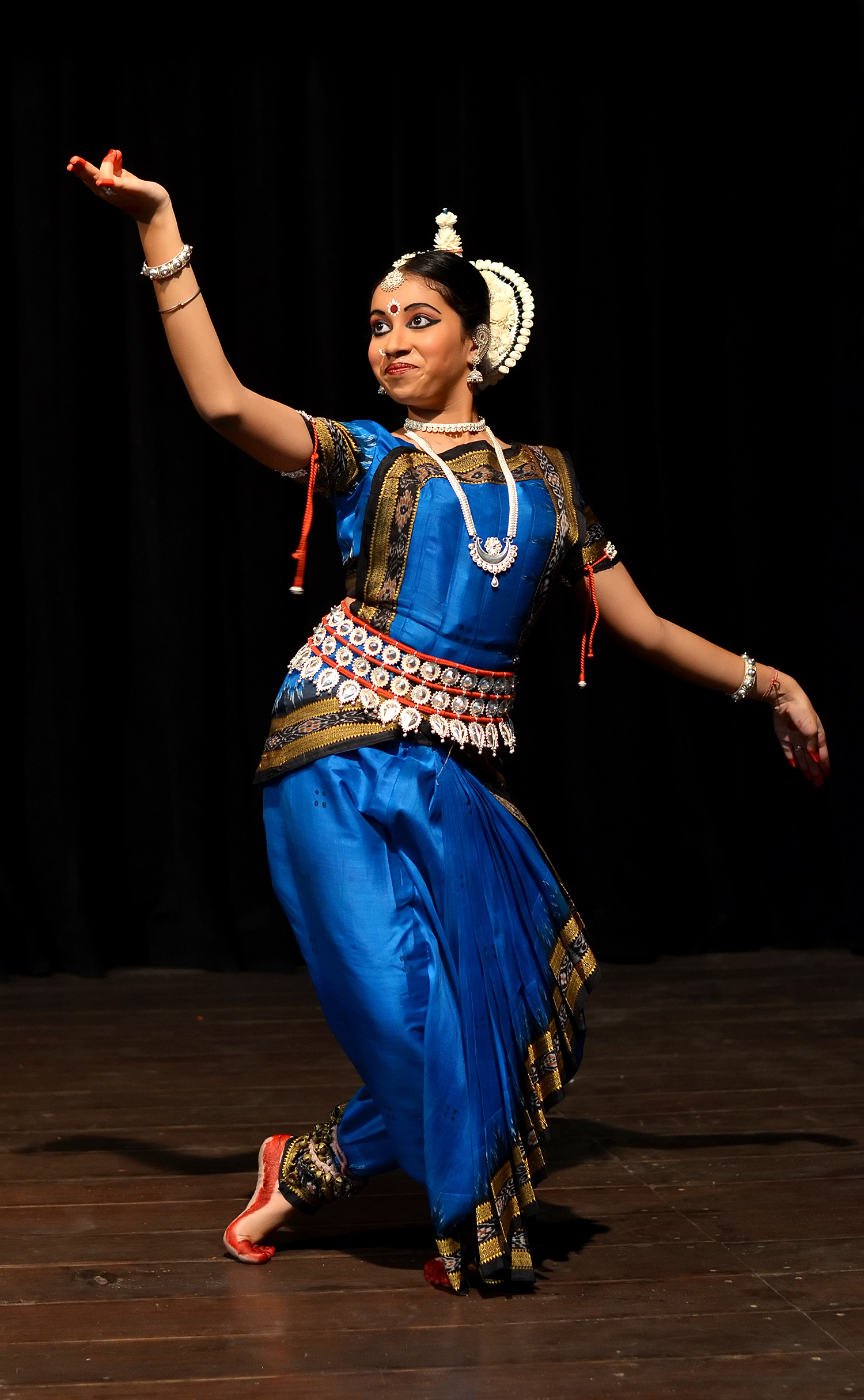 Bharatanatyam Indian dance