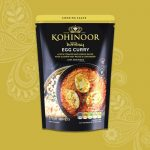 Award winning Bombay Egg Curry Cooking Sauce
